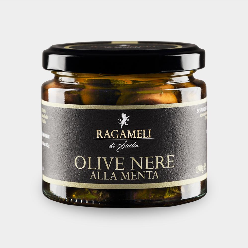 Olive-nere-alla-menta
